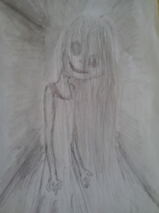 Loli ghost girl based on arc2, its a loli while being a ghost